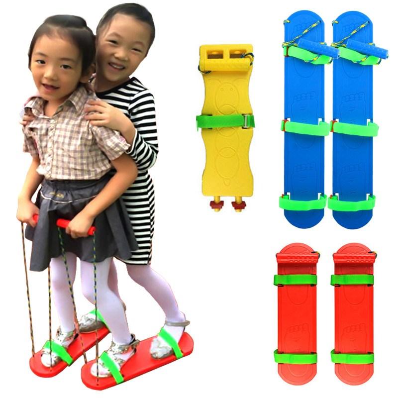 幼儿园体育游戏户外活动小器械室内儿童运动器材玩具大熊掌跳跳鞋