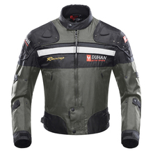 Duhan cross country motorcycle cycling suit men's four seasons water and fall resistant detachable liner