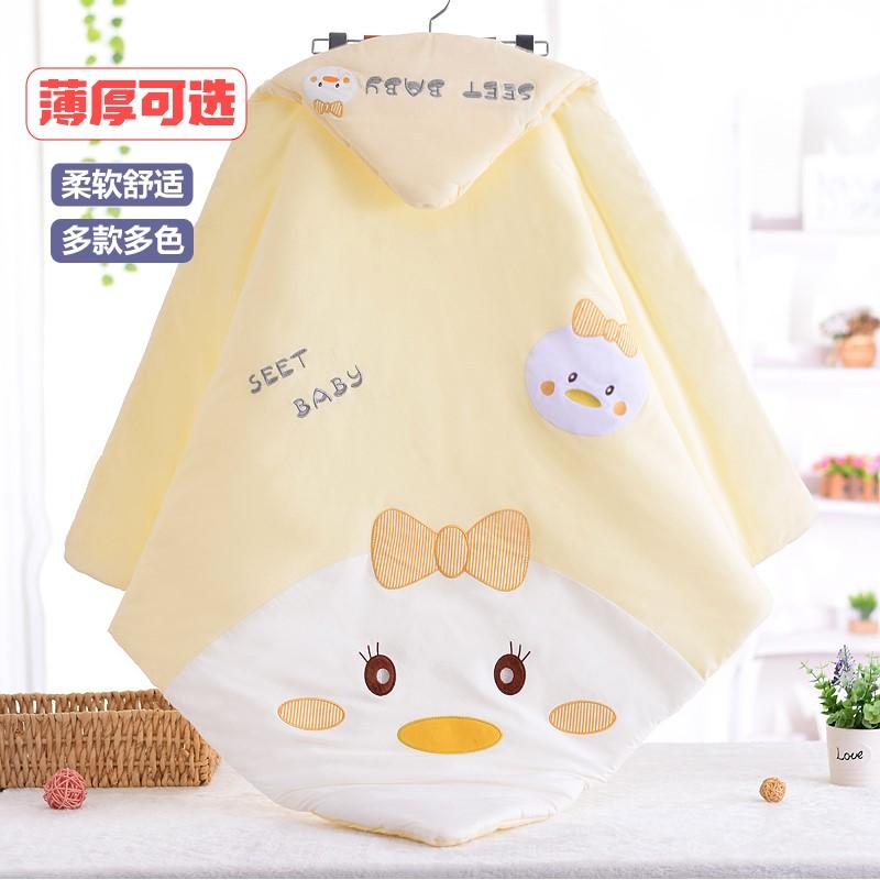 純棉嬰兒包被 春夏薄款新生兒抱被 春秋款嬰童抱被/抱毯寶寶用品