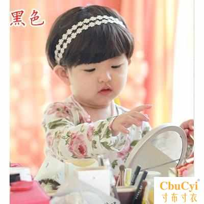 Baby and Child Wig with girls headdress girls hairpin