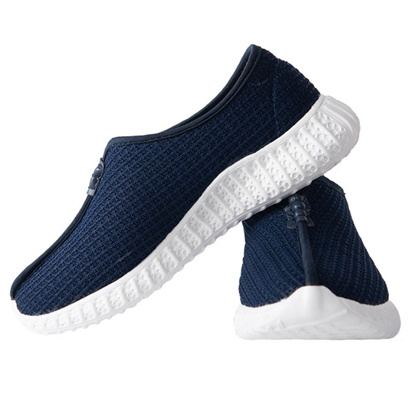 Japanese monk shoes mens and womens spring and summer breathable anti-skid soft sole wear-resistant monk shoes and lay shoes with thick soles.