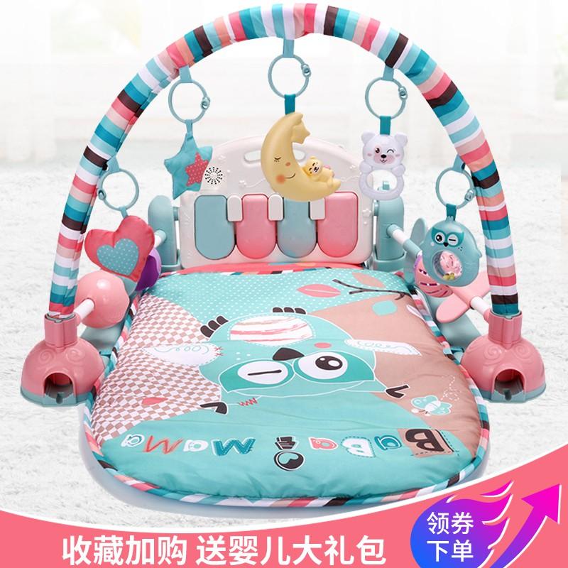 婴儿礼盒套装新生儿用品大全宝宝满月礼物刚初出生男女孩子母玩具