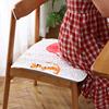 四季纯棉薄款透气防滑办公垫餐椅垫质量怎么样