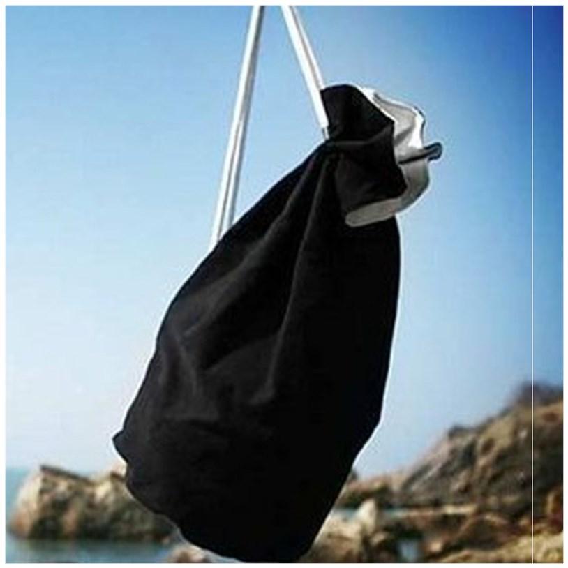 Japanese shoulder bag, mans drawstring bag, canvas bucket backpack, fitness bag, womens basketball bag, leisure training bag.