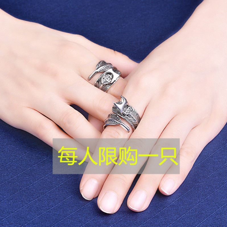 High grade self-defense ring and H female male female law self-defense ring knife concealed weapon ring female self-defense weapon finger luxury