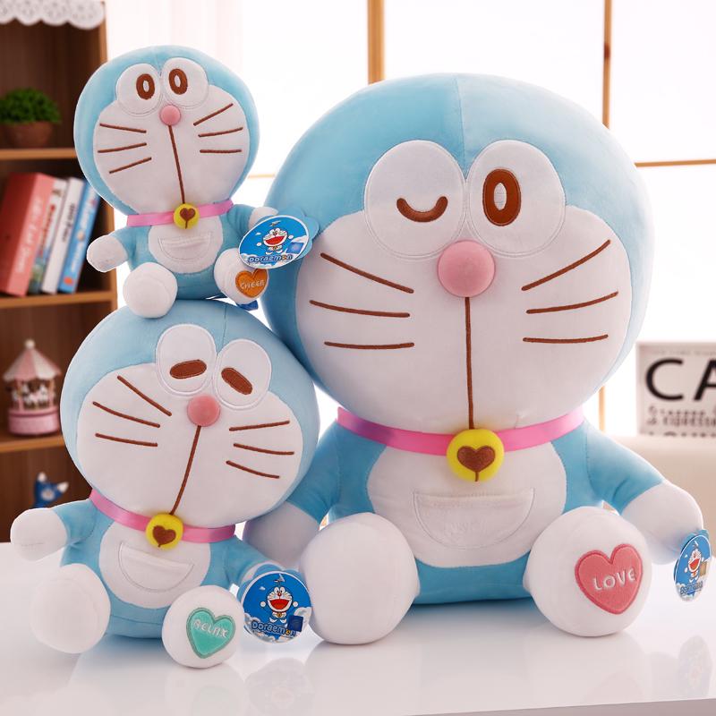 Doraemon doll plush toy machine cat pillow doll ins girl heart birthday gift girl