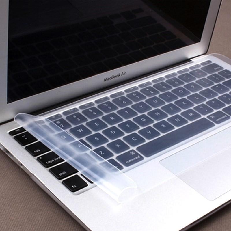 上新笔记本15.6寸14寸17.3手提电脑透明型键盘通用保护17贴膜防尘