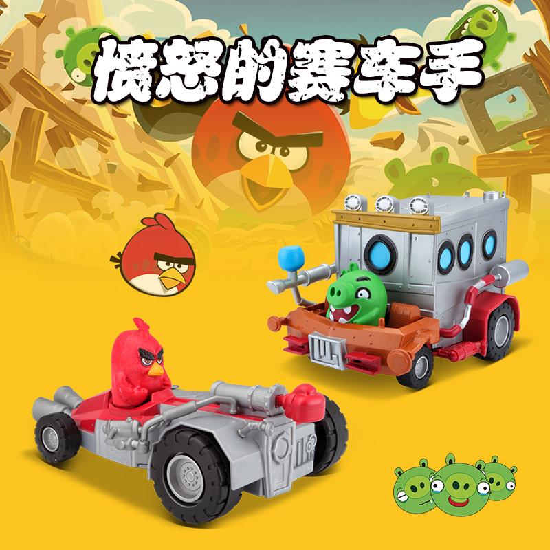 美驰图愤怒的小鸟电动赛车儿童电动玩具车跑车电子玩具车男孩送礼,可领取5元天猫优惠券