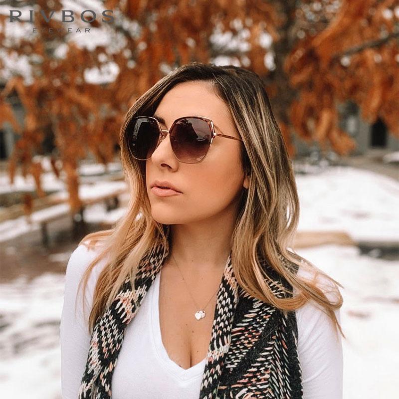 Rivbos-p1 shortsightedness and blue light proof Sunglasses