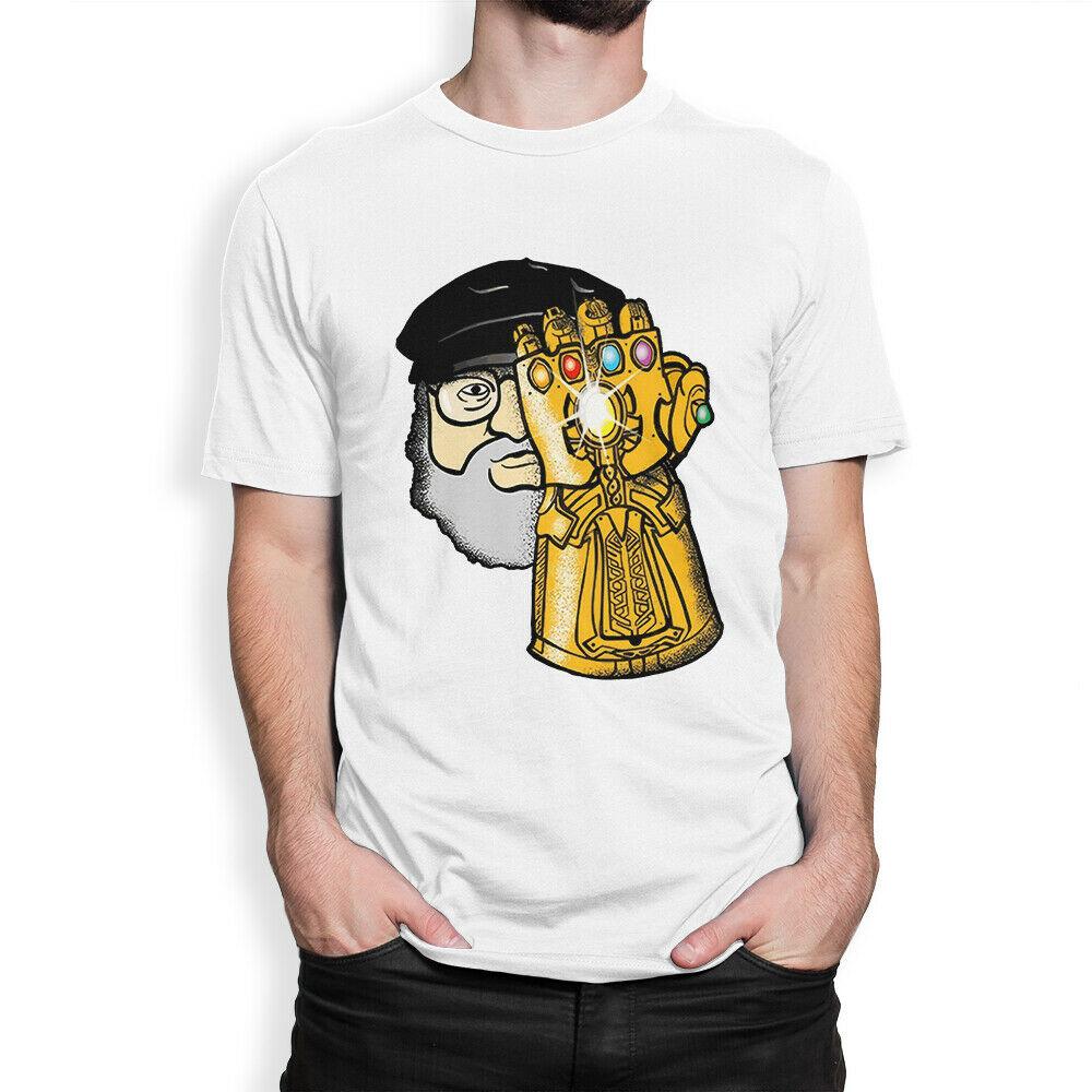 T-shirt game of Thrones x Avenger alliance shirt mens and womens Short Sleeve T-Shirt