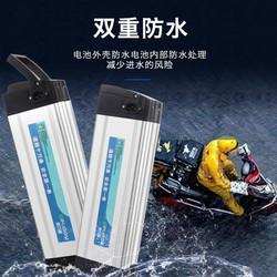 代驾折叠电动车锂电池48v20ah36伏自行车银鱼外卖通用电瓶