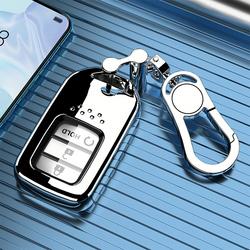 适用新款本田十代思域钥匙套URV钥匙包皓影冠道crv车内装饰用品