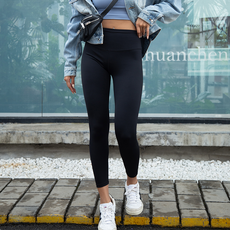 2020 summer new fitness PANTS LEGGINGS sports running leisure with fashion trend womens pants