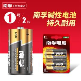 南孚电池1号碱性电池燃气灶热水器煤气灶天然气灶1.5V一号干电池