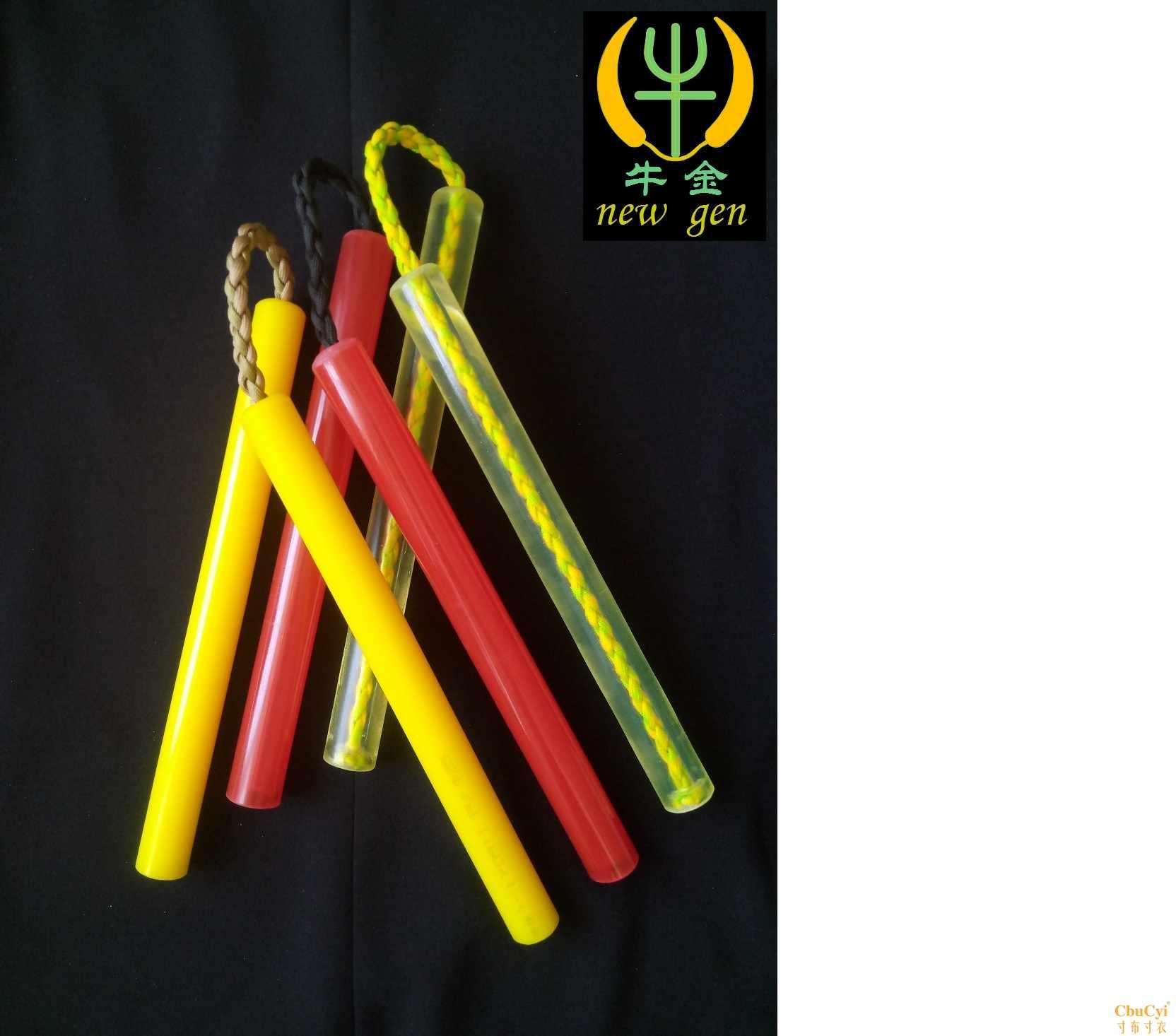 牛筋双节棍体育牛津聚酯橡胶塑料尼龙海绵儿童防身便携双截棍