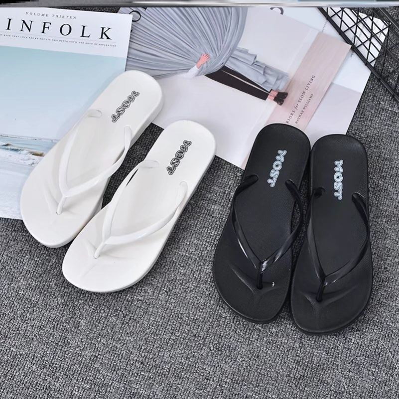Flip flops for women wear mens net for all kinds of mens fashion holiday cartoon for women green sports Retro Black old