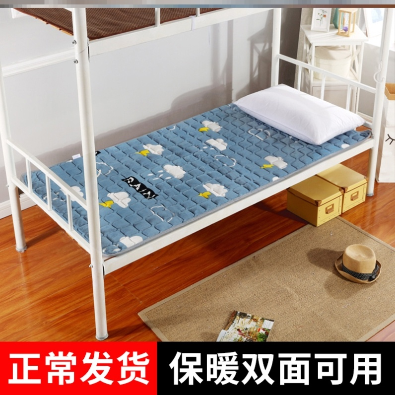 Jitter tiktok mattress summer summer dual use edge type convenient youth health and popularity moving beauty salon home furnishing