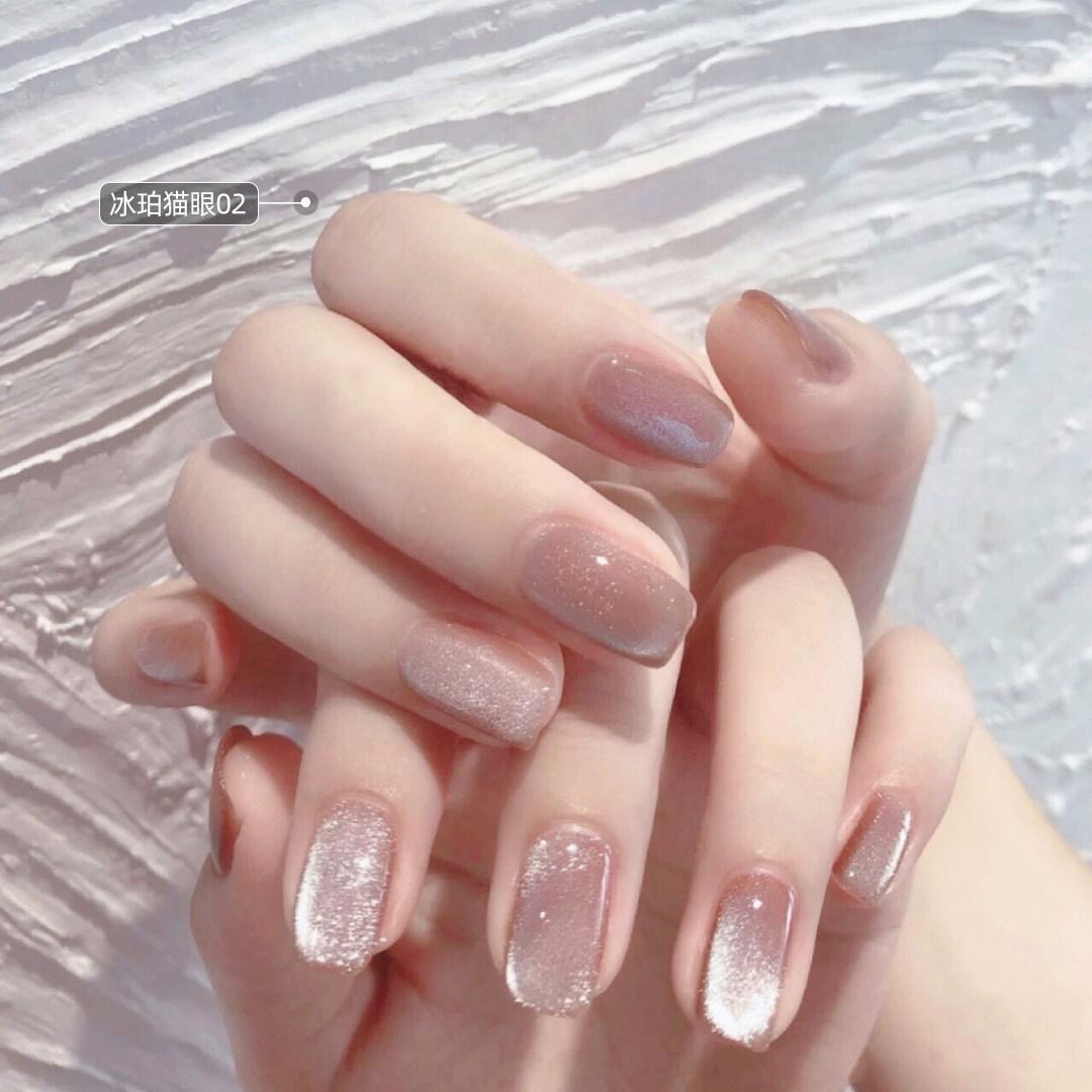 Manicure, nail polish, nail polish, nail polish, nail polish, nail polish, nail shop, nail shop, smoothie, cat, eye gel, 2020.