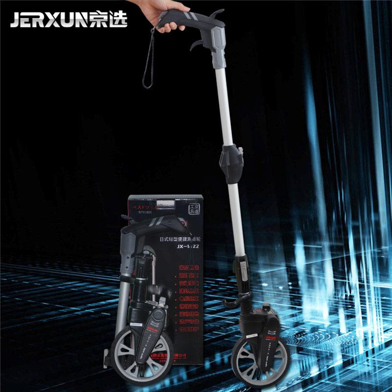 测亩可测测距仪推尺测量仪器手推滚轮式测距轮机械式轮尺滚尺量尺