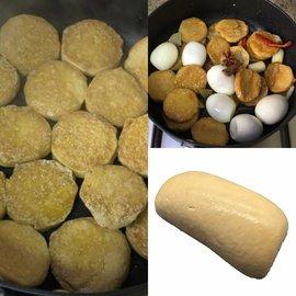 幸福素鸡徐州特产灌汤素鸡半成品素食素鸡豆腐豆制品烧烤原味3根图片