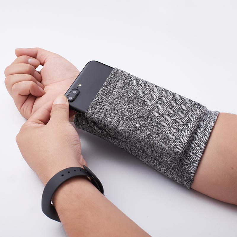 RIMIX弹性手机护臂套 运动手腕包手臂包户外骑行手
