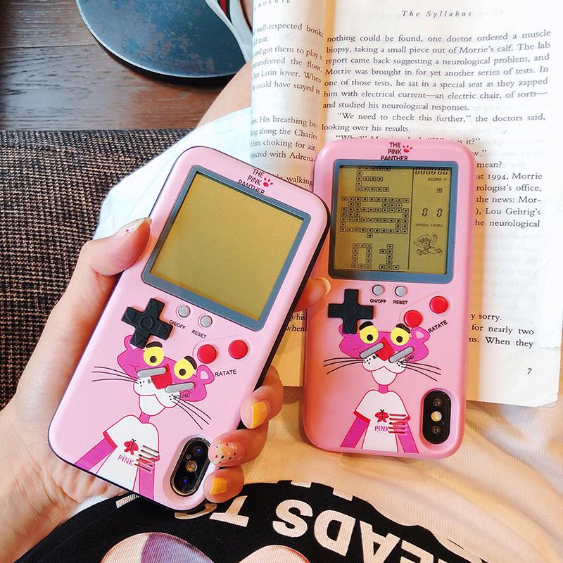 顽皮豹游戏机苹果x创意6s 7p手机壳限10000张券