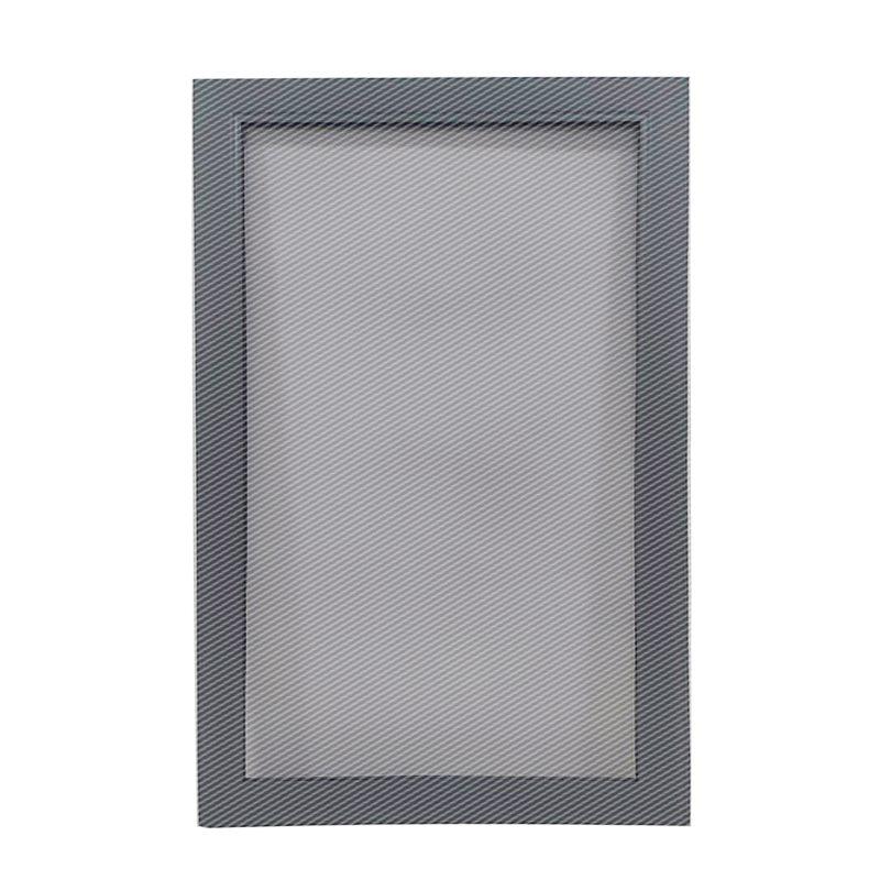 定制铝合金防蚊网家用不锈钢纱窗(非品牌)