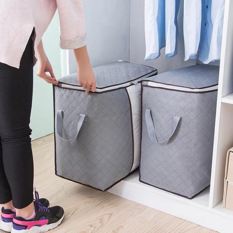 收纳袋搬家行李打包神器装衣服棉被子的大袋子家用衣物防潮整理袋