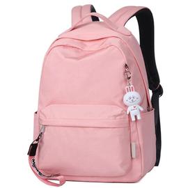 韩版初中学生书包小学生女生4-6三到六年级双肩包大容量校园背包