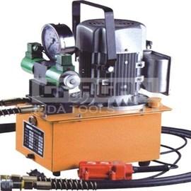 直销迷你单双回路超高压液压泵站电动泵油压机电动手动液压工具