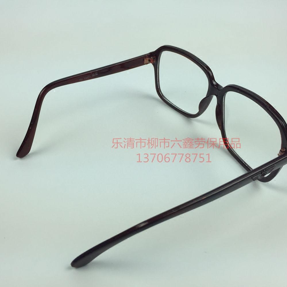 SF9288防辐射电焊眼镜(平光透明, 2号,3号,4号镜片)