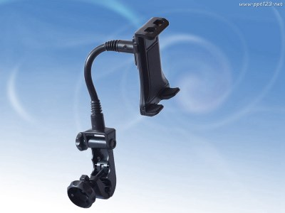 New mobile phone bracket tablet computer clip iPad universal bracket accessories can be added with a variety of microphone brackets
