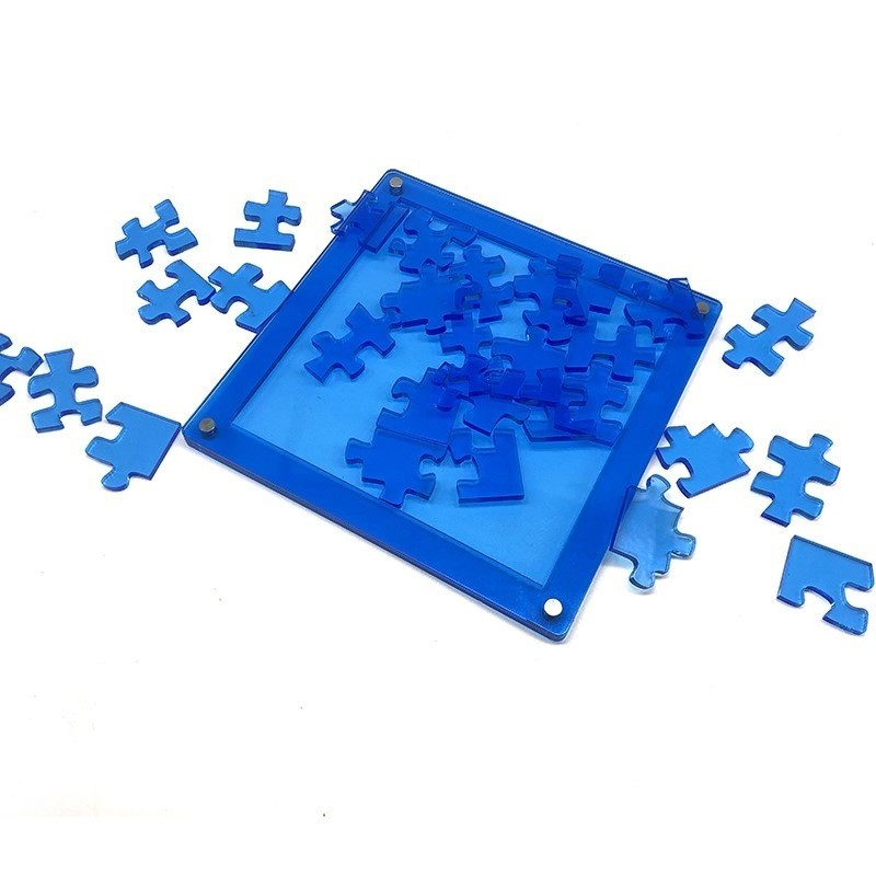 Crystal hell puzzle large development boys and girls model gifts hand animation decompression children big brain