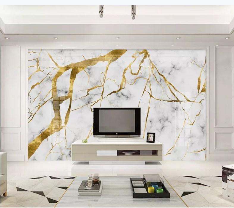3d中式电视背景墙瓷砖壁画微晶石11-12新券