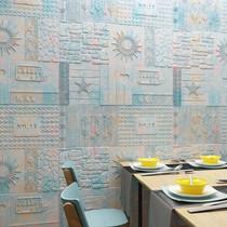 立体墙贴客厅卧室电视背景墙壁纸防水自粘软包墙纸装饰粘贴画3d