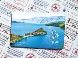 云南冰箱贴磁贴旅游纪念品香格里拉梅里泸沽湖西双版纳腾冲定制