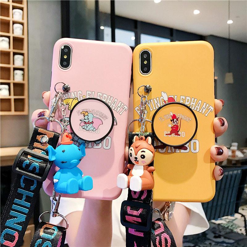 (用48.2元券)6sp少女款苹果xr可爱超萌7p手机壳