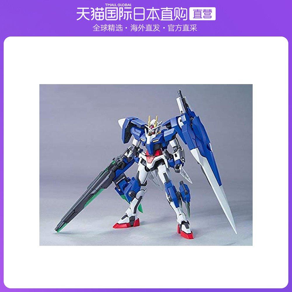 日本直邮万代SPIRITS HG1/144双奥甘丹七剑/G(机动战士高达00)