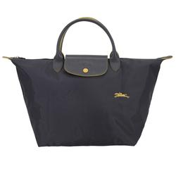 Longchamp龙骧包珑骧包短柄中号70周年限量款女士手提包1623089