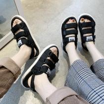 男士凉鞋夏季拖鞋男时尚沙滩两用情侣一字外穿2020新款越南凉拖潮