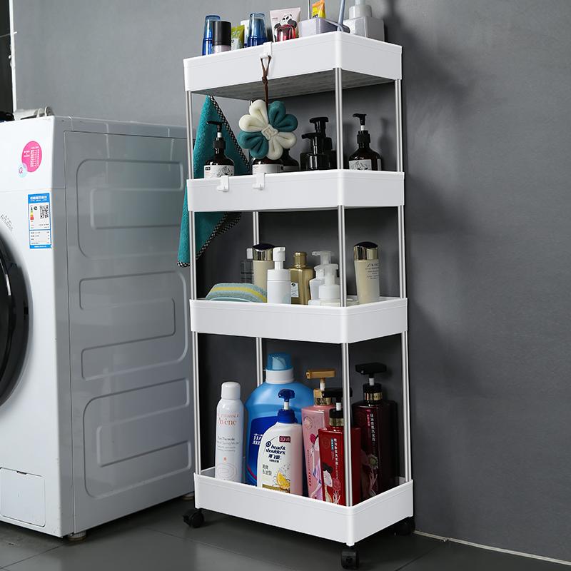 卫生间落地式神器洗澡洗手间储物架