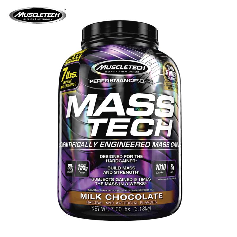 Muscletech肌肉科技复合蛋白粉 乳清蛋白粉健身增健月几粉重7磅,可领取10元天猫优惠券