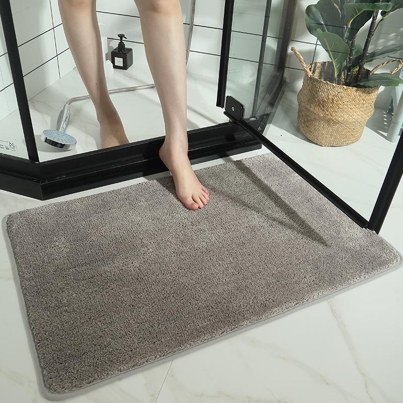 吸水家用卧室门口卫生间防滑垫垫子好不好用