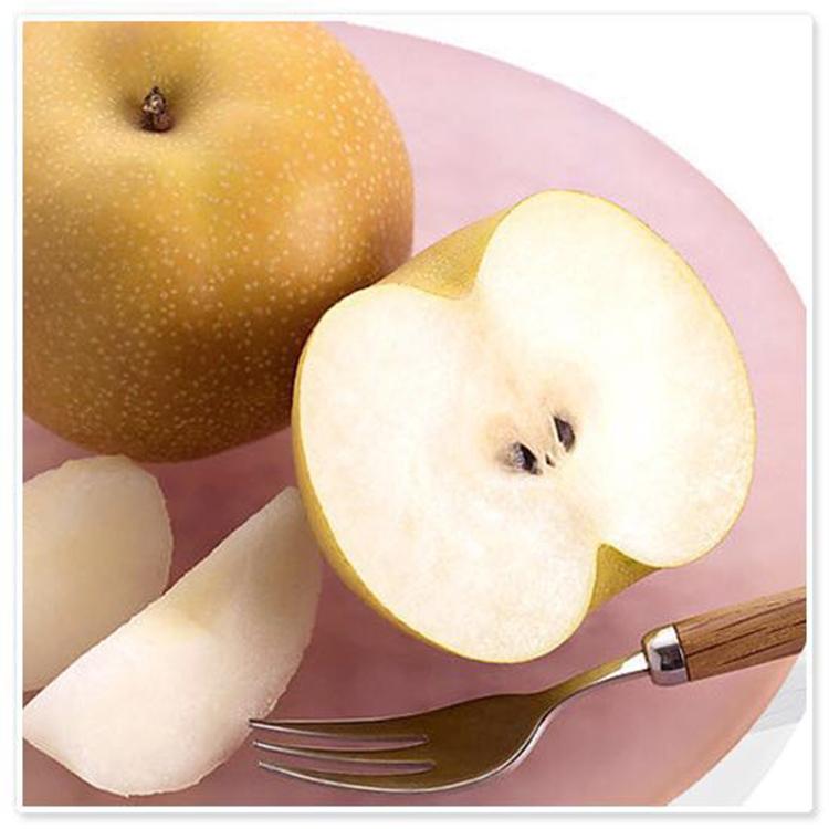 新鲜水果河北农家丰水梨 脆甜多汁新鲜现摘5斤带箱包邮