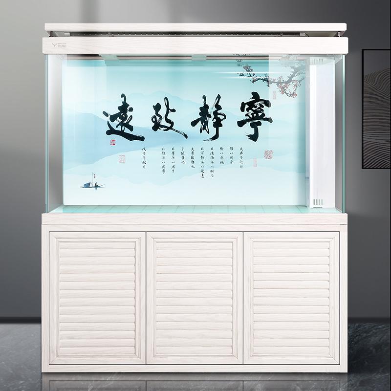 金晶超白鱼缸