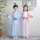 Children's Hanfu performance clothes three-character classics Chinese style costumes for boys and girls in ancient costumes for boys and girls