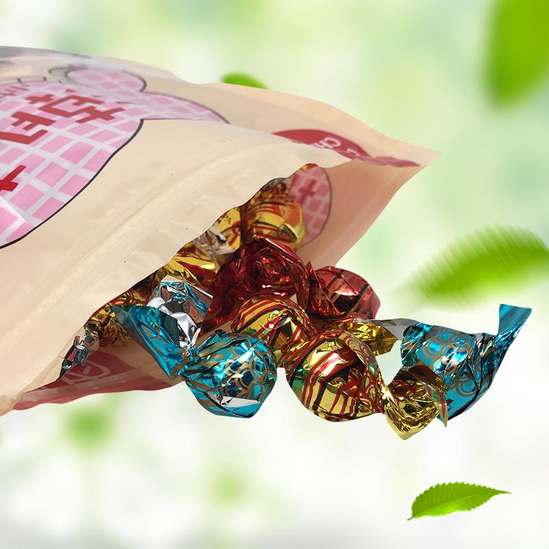 柏盈雪花球糖陈皮丹盐津枣咸金枣酸甜澳门风味特产蜜饯零食品500