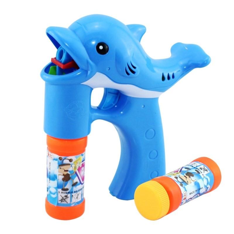券后17.91元小孩吐泡泡机打带儿童玩具泡水漏水卡p通灯光补充婚庆夏日手动水
