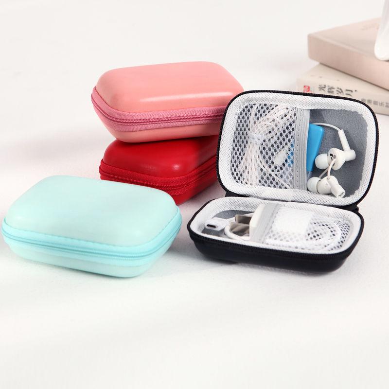 耳机收纳包数据线充电器收纳盒数码收纳盒数码配件收纳包小