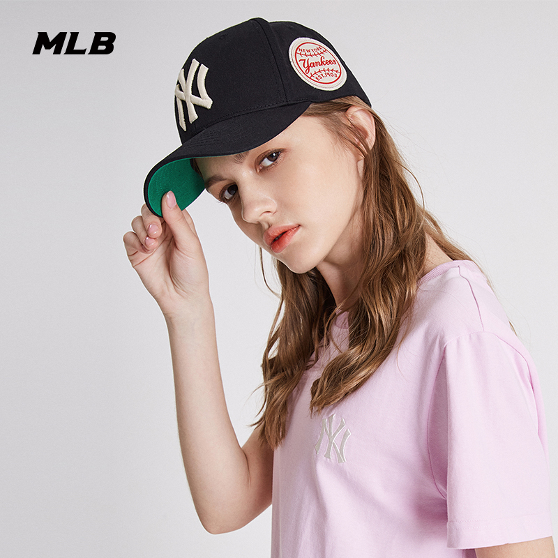 MLB official men's and women's hats NY / La baseball cap logo embroidery sports leisure trend cap-32cp61